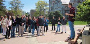 College Campus Tours