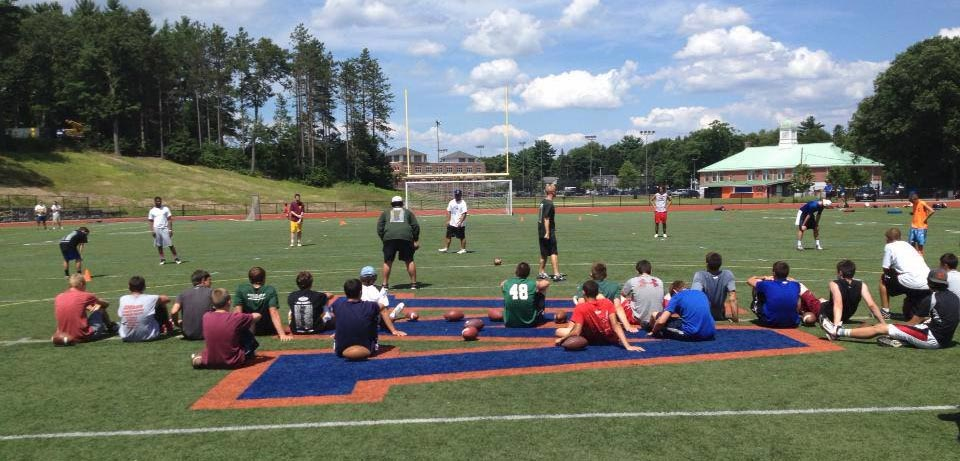 Summer Camps and the Athletic Recruiting Process